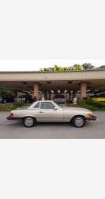 1988 Mercedes-Benz 560SL for sale 101391537