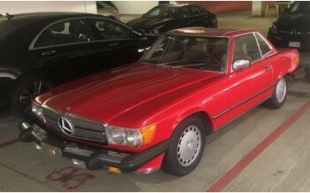 1988 Mercedes-Benz 560SL for sale 101402764