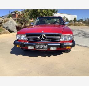 1988 Mercedes-Benz 560SL for sale 101414724