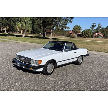 1988 Mercedes-Benz 560SL for sale 101420075