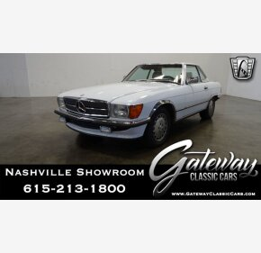 1988 Mercedes-Benz 560SL for sale 101431718