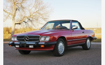 1988 Mercedes-Benz 560SL for sale 101449148