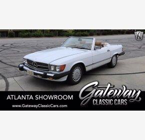 1988 Mercedes-Benz 560SL for sale 101461371