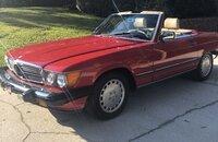 1988 Mercedes-Benz 560SL for sale 101461905