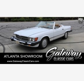 1988 Mercedes-Benz 560SL for sale 101467082