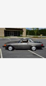 1988 Mercedes-Benz 560SL for sale 101469090
