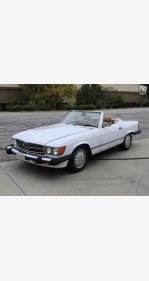 1988 Mercedes-Benz 560SL for sale 101471377