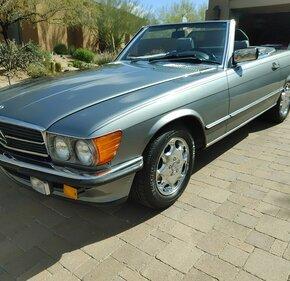 1988 Mercedes-Benz 560SL for sale 101481024