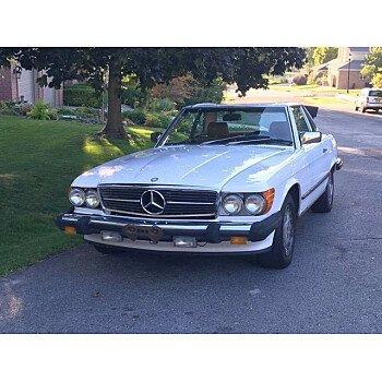1988 Mercedes-Benz 560SL for sale 101490367