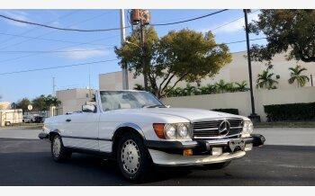 1988 Mercedes-Benz 560SL for sale 101531271