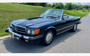 1988 Mercedes-Benz 560SL for sale 101544915