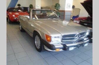 1988 Mercedes-Benz 560SL for sale 101574049