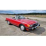 1988 Mercedes-Benz 560SL for sale 101580061