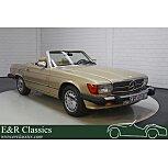 1988 Mercedes-Benz 560SL for sale 101581596
