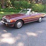 1988 Mercedes-Benz 560SL for sale 101587672