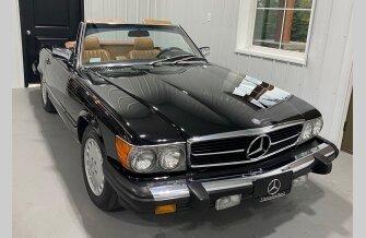 1988 Mercedes-Benz 560SL for sale 101610192