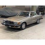 1988 Mercedes-Benz 560SL for sale 101611807