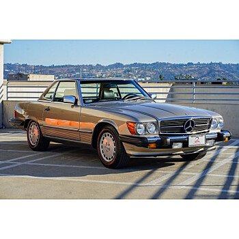 1988 Mercedes-Benz 560SL for sale 101626235