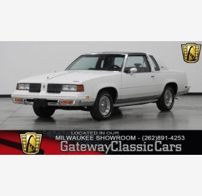 1988 Oldsmobile Cutlass Supreme Classic Brougham Coupe for sale 101128074