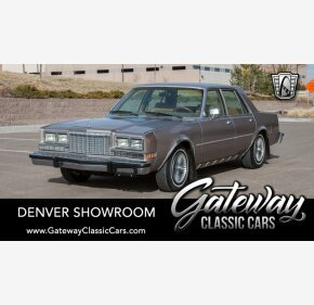 1988 Plymouth Gran Fury for sale 101257204