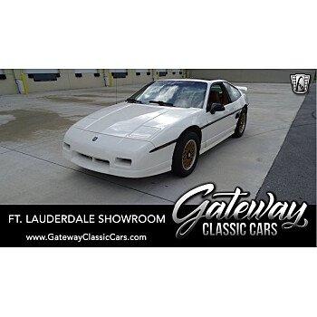 1988 Pontiac Fiero GT for sale 101271233