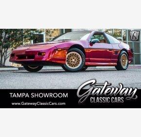 1988 Pontiac Fiero GT for sale 101414802
