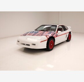 1988 Pontiac Fiero GT for sale 101415205
