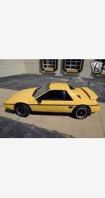 1988 Pontiac Fiero for sale 101426586