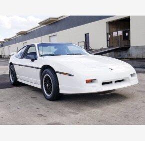 1988 Pontiac Fiero GT for sale 101456689