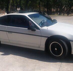 1988 Pontiac Fiero GT for sale 101486539