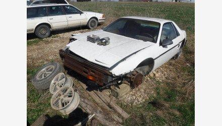 1988 Pontiac Fiero for sale 101491062