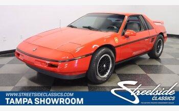 1988 Pontiac Fiero for sale 101548383