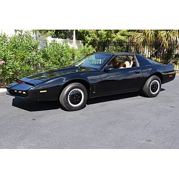 1988 Pontiac Firebird Coupe for sale 101041743