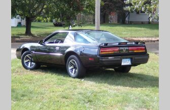 1988 Pontiac Firebird Coupe for sale 101388496