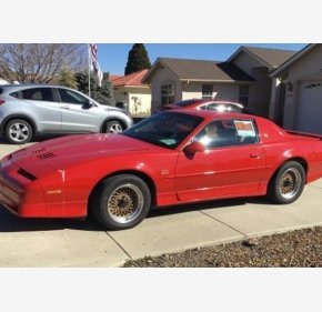1988 Pontiac Firebird Trans Am Coupe for sale 101082652