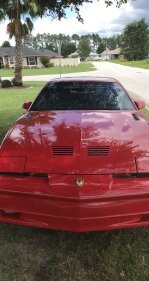 1988 Pontiac Firebird Trans Am Coupe for sale 101172568