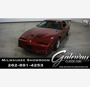 1988 Pontiac Firebird Trans Am Coupe for sale 101184421