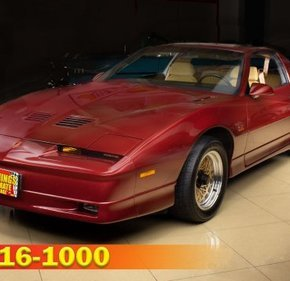 1988 Pontiac Firebird Trans Am Coupe for sale 101251569