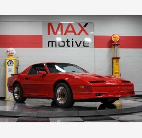 1988 Pontiac Firebird Trans Am for sale 101361090