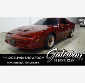 1988 Pontiac Firebird for sale 101407346