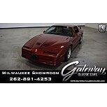 1988 Pontiac Firebird Trans Am Coupe for sale 101563492