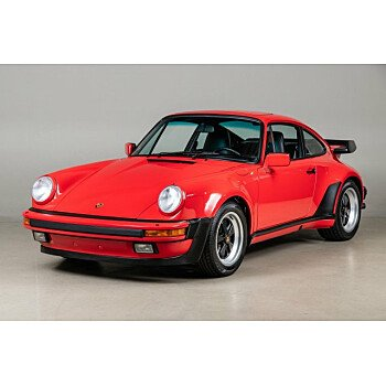 1988 Porsche 911 Turbo for sale 101196683