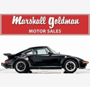 1988 Porsche 911 Turbo Coupe for sale 101200334