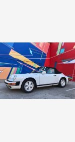 1988 Porsche 911 Carrera Cabriolet for sale 101215741