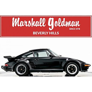 1988 Porsche 911 Turbo Coupe for sale 101226547