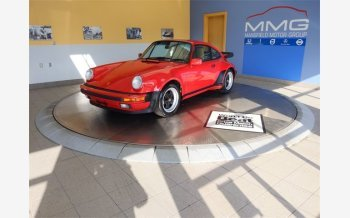 1988 Porsche 911 Turbo Coupe for sale 101240882