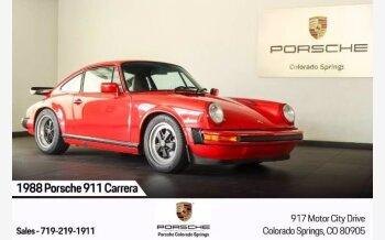 1988 Porsche 911 for sale 101341850