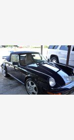 1988 Porsche 911 Carrera Cabriolet for sale 101354167