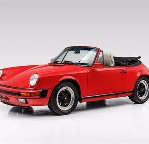 1988 Porsche 911 Cabriolet for sale 101367897