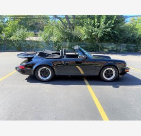1988 Porsche 911 Carrera Cabriolet for sale 101375588